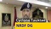50 teams spread across 14 impact districts of Gujarat: NRDF DG SN Pradhan on battling Cyclone Tauktae
