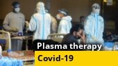 Govt removes plasma therapy as treatment for Covid-19 among adults