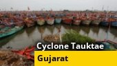 Heavy rain, gusty winds cause destruction in Ahmedabad as cyclone Tauktae moves northward