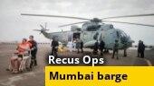 Cyclone Tauktae updates: Mega rescue operations underway