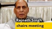 Defence Minister Rajnath Singh to chair meeting today on Class 12 board exams
