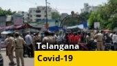 Telangana seals border with Andhra Pradesh amid strict Covid lockdown