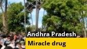 Andhra Pradesh govt stops distribution of miracle Covid drug