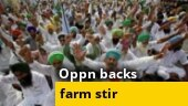 12 Opposition parties extend support to farmers' protests