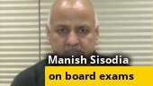 Vaccinate Class 12 students ahead of board exams: Manish Sisodia to Govt