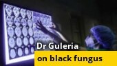 Does India have a plan to combat black fungus?