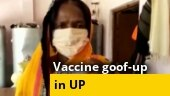Vaccine goof-up: At least 20 villagers given mixed doses of Covid vaccines in UP's Siddharthnagar