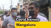 Good news: Covid heroes help authorities in fight against the deadly virus in Mangaluru