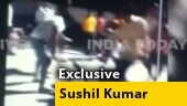 Exclusive: First video of Sushil Kumar allegedly attacking Sagar