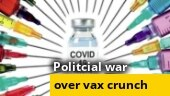 War over vaccine shortage: Should vaccine procurement be centralised?