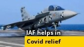 IAF ensures 24/7 Covid-related operations, transports life saving gas oxygen