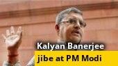Cyclone Yaas review meet row: TMC MP Kalyan Banerjee's jibe at PM Modi