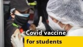 Shiv Sena MP asks Centre to reduce vaccine gap for students going abroad
