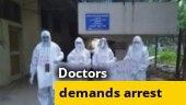 Doctors protest against Baba Ramdev with slogans on PPE, demand arrest of Yoga guru
