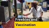 Biryani, freebies to boost Covid-19 vaccination rate in Tamil Nadu's Kovalam