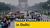 Heavy rains and gusty winds hit Delhi-NCR