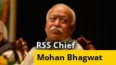After Venkaiah Naidu, Twitter removes blue badge from RSS chief Mohan Bhagwat's handle