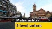 Maharastra to lift curbs under a five-level unlock plan