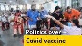 Politics over Covid-19 vaccine escalates in Mumbai amid acute shortage
