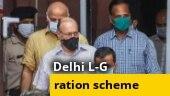Delhi L-G blocks CM Kejriwal's doorstep delivery of ration scheme