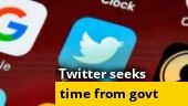 Twitter seeks more time from govt to comply with new IT rules