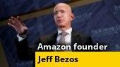 Amazon founder Jeff Bezos to travel into space next month