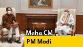 Uddhav Thackeray meets PM Modi over Maratha quota, GST compensation