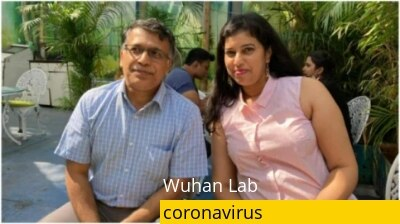 Pune-based scientist couple links origin of Covid-19 to Wuhan lab in China