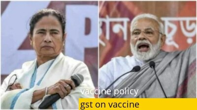 Bengal CM Mamata Banerjee targets PM Modi over revised vaccine policy