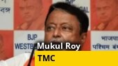 Mukul Roy, who joined BJP, likely to return to TMC
