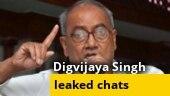 BJP releases sensational clubhouse chat of Digvijaya Singh
