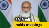 PM Modi holds meeting with cabinet ministers ahead of cabinet reshuffle