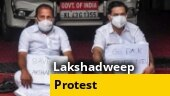 Lakshadweep administrator to visit islands amid protest by Opposition