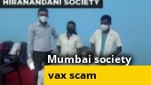 Probe ordered into Mumbai society's 'vaccination scam'