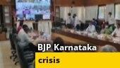BJP Karnataka in-charge Arun Singh summons 10 MLAs over leadership crisis