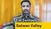 Courage of Col Santosh Babu: How he fought the Chinese in Galwan Valley   WATCH