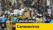 Are Covidiots inviting third wave of coronavirus pandemic?