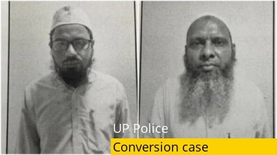 UP govt orders action under Gangster Act, NSA against 2 arrested for conversion of disabled kids
