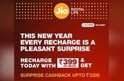 Jio Rs 3,300 cashback: 10 things you need to know about the offer and how it works