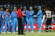 3rd T20I: Rain threatens to play spoilsport in India vs New Zealand series decider