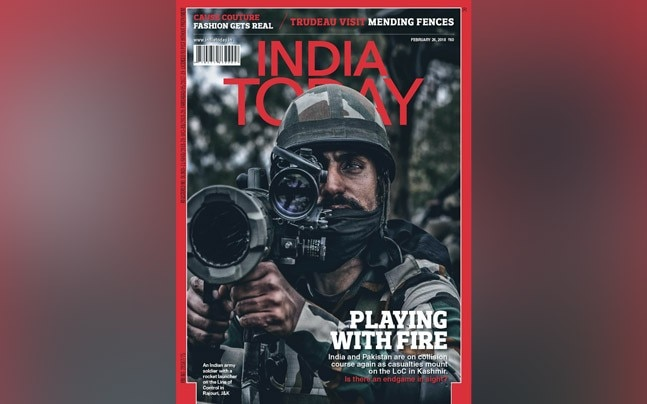 India Today cover February 26 issue