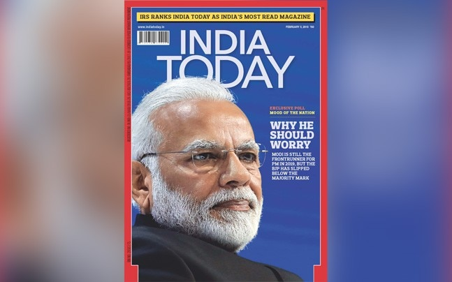 India Today cover of February 5 issue