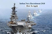 Indian Navy is hiring: Apply now at joinindiannavy.gov.in