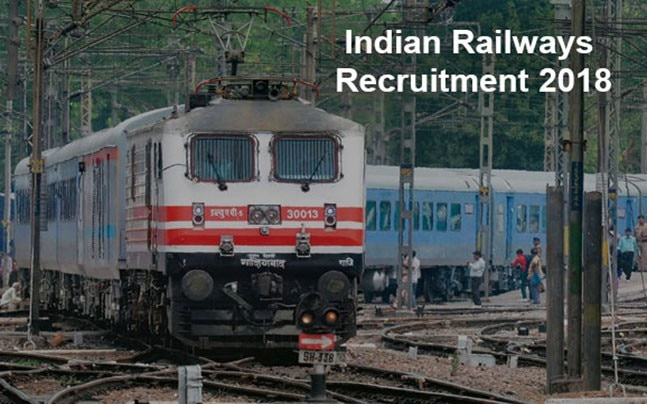 Indian Railways Recruitment 2018: Class 10 students can also apply