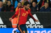 Isco to miss Spain's pre-World Cup friendly vs Russia with injury