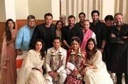 SEE: Ajay Devgn-Kajol and Bobby Deol bless newlyweds Vatsal Sheth and Ishita Dutta