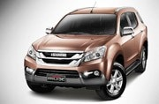 Isuzu D-Max V-Cross and MU-X SUV Indian prices revised
