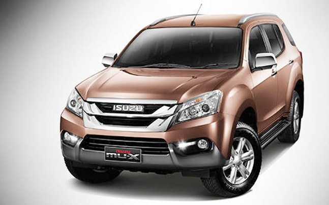The Isuzu MU-X was launched in May 2017 and is assembled at Sri City, Andhra Pradesh. Under the hood, the MU-X gets a 3.0-litre turbo-diesel engine with power figues of 177ps and 380Nm.