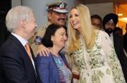 Ivanka Trump left Hyderabad looking like an Indian Barbie doll