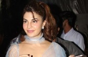 Jacqueline Fernandez looks like a mermaid in this saree-gown